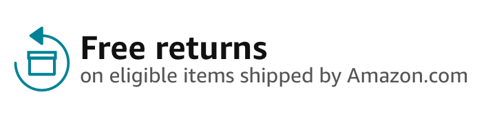 Free returns on eligible items shipped by Amazon.com