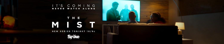 The Mist New Series Tonight 10/9c