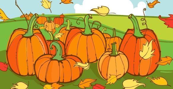 Amazon Gift Card Seasonal Fall Pumpkins by Email