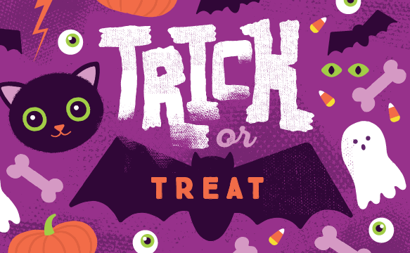 Amazon.com eGift Cards Trick or Treat