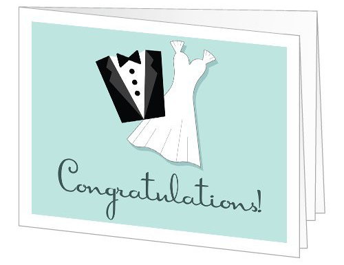 Amazon.com: Amazon Gift Card - Print - Wedding (Dress and Tux): Gift ...