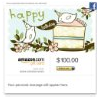 Post an Amazon.com Gift Card to Facebook