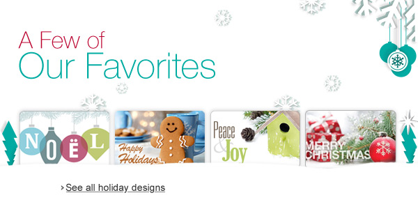 Featured Holiday Cards