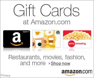 Gift Cards at Amazon.com