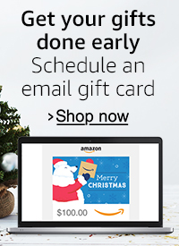 Schedule an email gift card