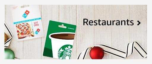 Restaurants - Shop Now