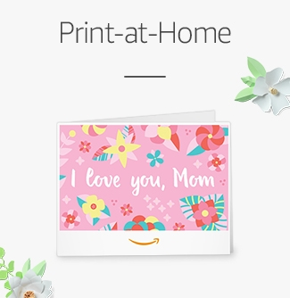Amazon.com Print-at-Home Gift Cards