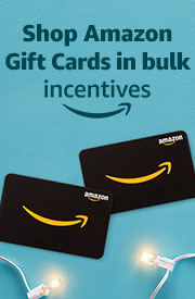 Shop Amazon Gift Cards in bulk