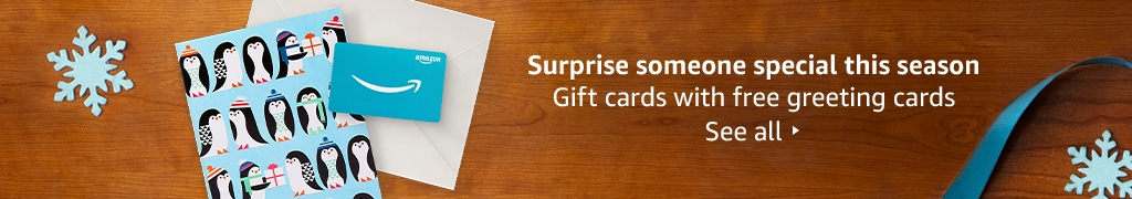 Holiday gift cards in free greeting cards