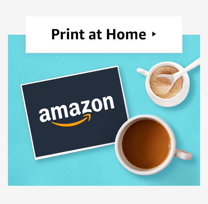picture regarding Amazon Printable Gift Card known as Present Playing cards