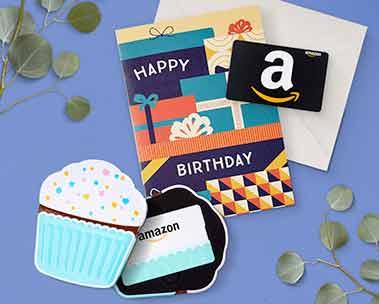 Birthday joy in pretty packages