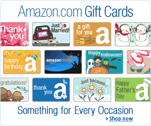Gift Cards For Any Occasion