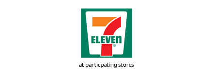 7-Eleven at participating stores