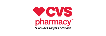 CVS Pharmacy *Excludes Target Locations