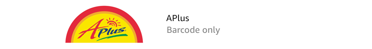 APlus | Barcode only