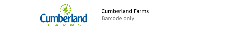 Cumberland Farms | Barcode only