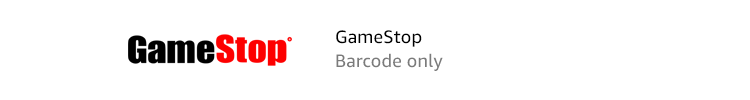 GameStop | Barcode only