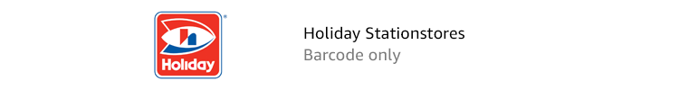Holiday Stationstores | Barcode only