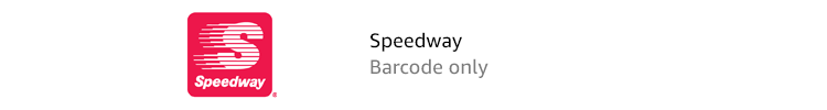Speedway | Barcode only