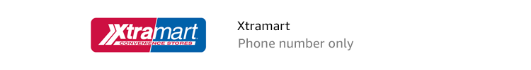 Xtramart | Phone number only