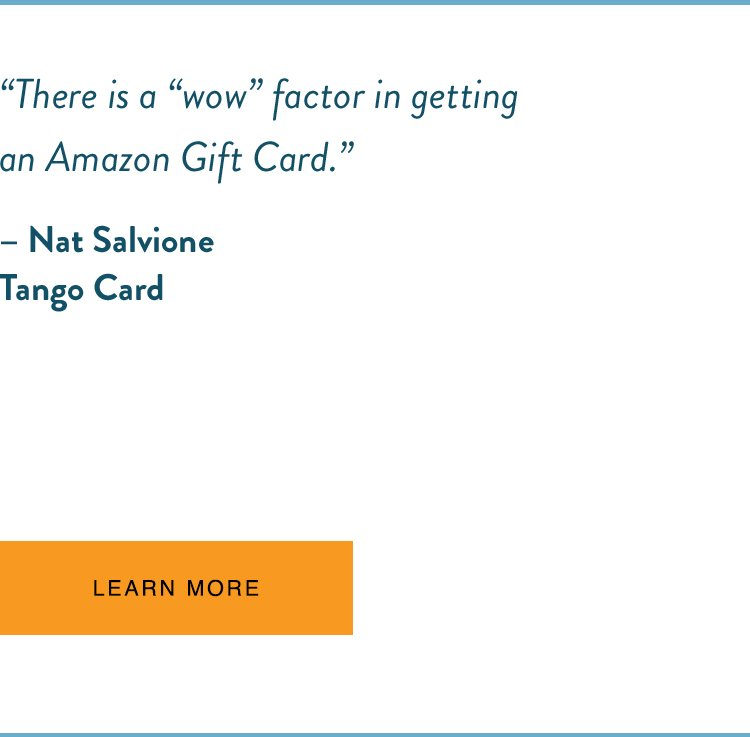 Physical Plastic Gift Cards - Amazon Incentives