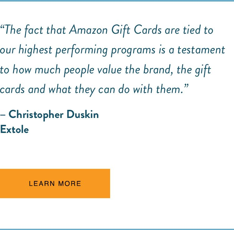 Buy Gift Cards in Bulk for Your Business - Amazon Incentives