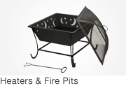 Heaters & Fire Pits