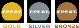 EPEAT Product Rating Logos