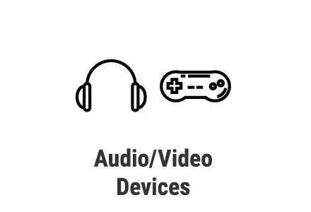 Audio and Video Devices