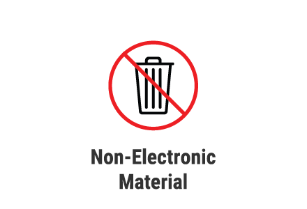 Non-Electronic Material