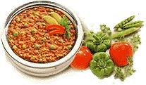 mashed Veg. Curry