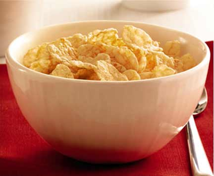 Special K cereal bowl
