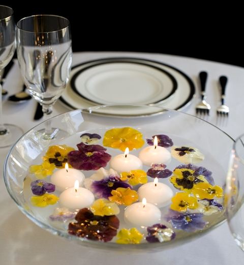 Floating Food Ideas: Amazon.com : Sweetfields Candied Edible Flowers