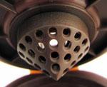 dispersion cone