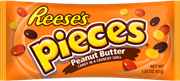 Reeses Pieces.