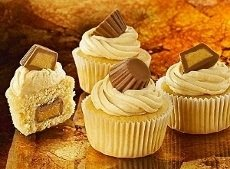 Reese's Cupcakes.