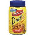 Lipton Diet Iced Tea Mix, Peach