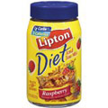 Lipton Diet Iced Tea Mix, Raspberry