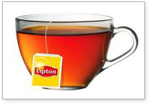 LIPTON® Quietly Chamomile Herbal tea