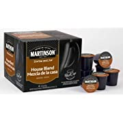 48-Pack Martinson Coffee Single Serve RealCup K-Cups (House Blend) $10.78 or Less w/ S&S & FS @Amazon