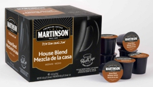 Martinson House Blend Coffee Capsules