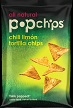 Bag of Popchips Chili Limon Tortilla Chips