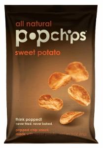 Bag of Sweet Potato Popchips