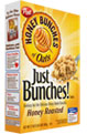 Honey Bunches of Oats Just Bunches Honey Roasted