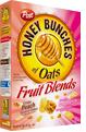 Honey Bunches of Oats Fruit Blends Peach Raspberry