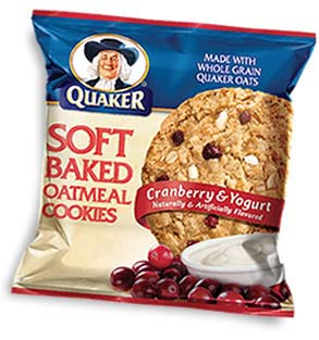 Soft baked oatmeal cookies