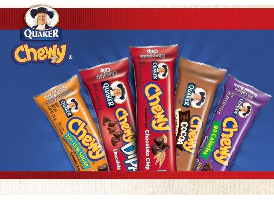 Quaker Chewy® Granola Bars