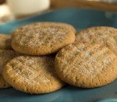 Skippy Peanut Butter Cookies.