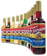 torani bottles