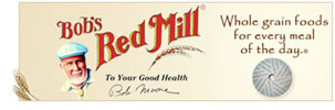 Bob's Red Mill gluten-free vanilla cake mix